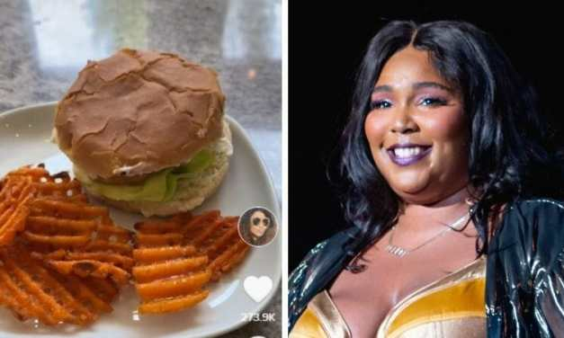VIDEO: Lizzo Shows Anything Can Be Made Plant-Based with Vegan Spicy McChicken Sandwich