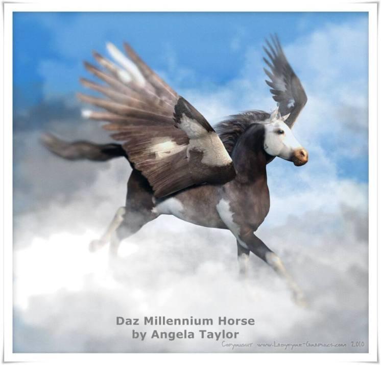 Painted Pegasus
