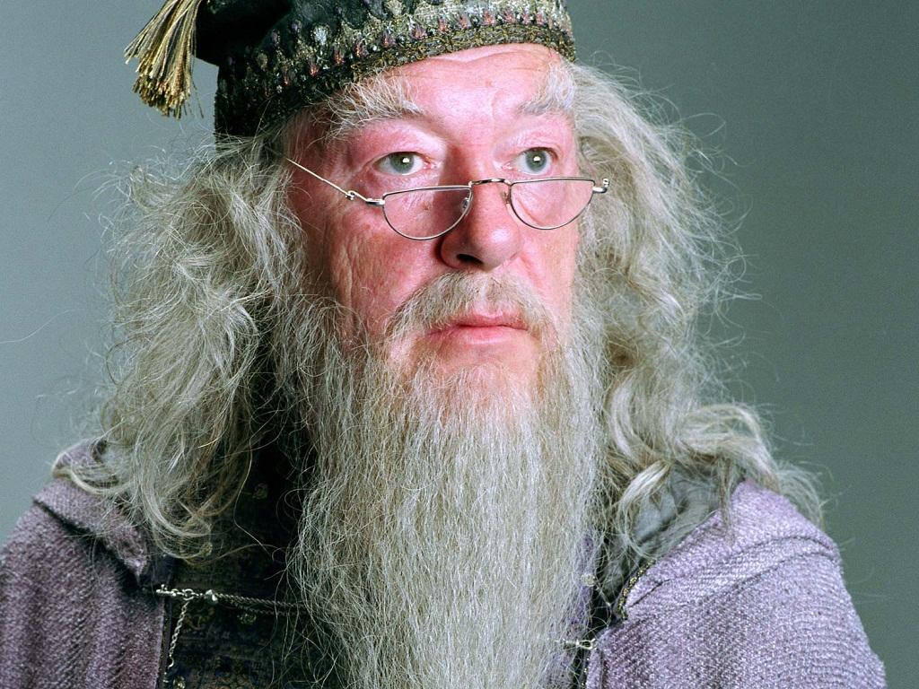 In Brightest Day Albus Dumbledore