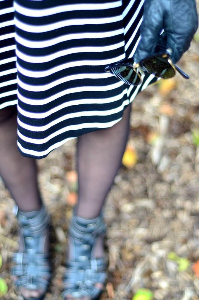 Details, MANGO heels and rayban