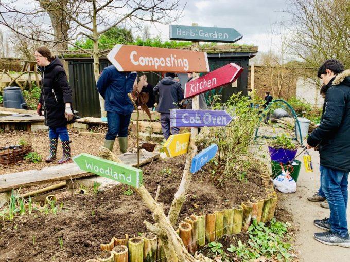 Community Spotlight We Plan Out The Kitchen Garden Lady