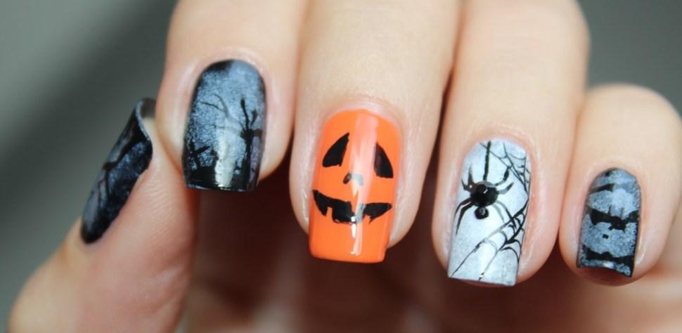 DIY : Nail art Halloween