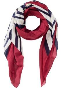 alt-oulard-a-motif-geometrique-creme-bleu-fonce-rouge-fonce-bon-prix