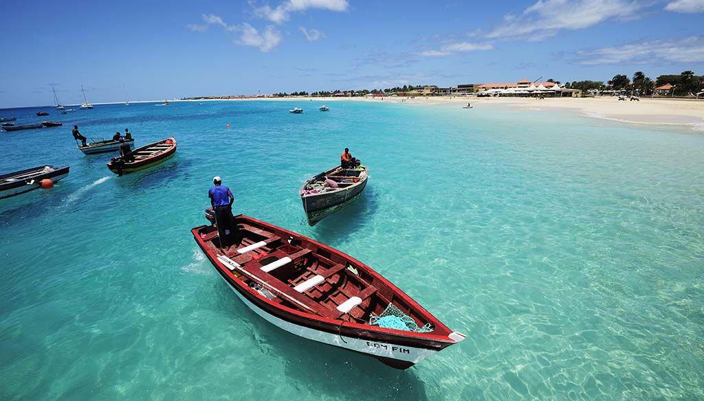 Destination Cap Vert - Ile de Sao Vicente