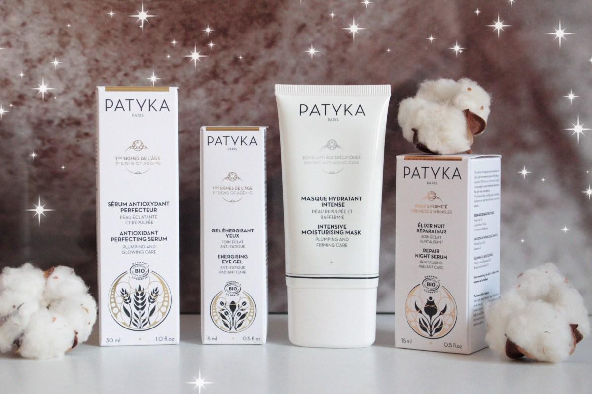 Les nouveautés soins bio Patyka #concours