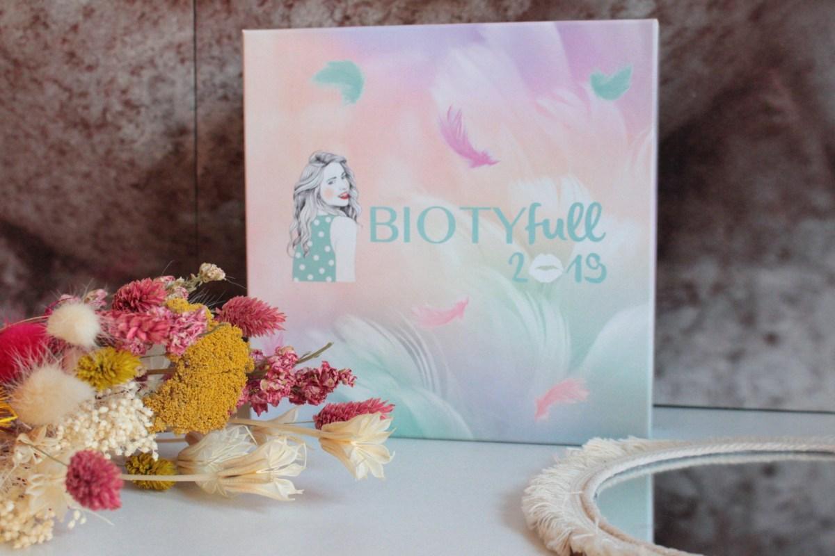 """BIOTYFULL BOX """"Cocooning"""" - Janvier 2019"""