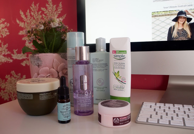 Night Time Skincare & Beauty Routine