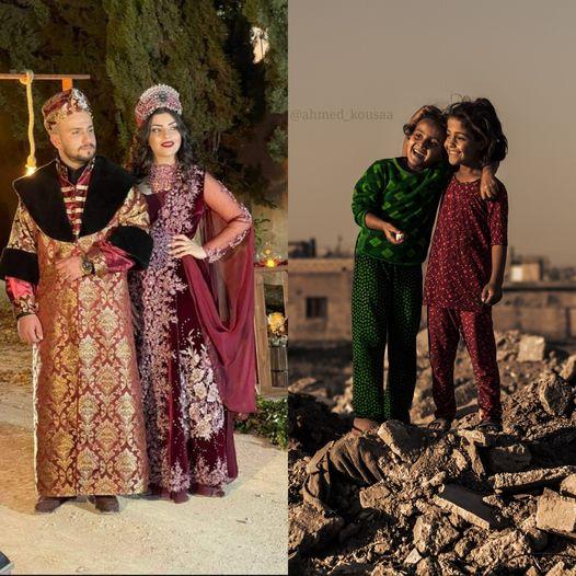 Copiii războiului din Siria