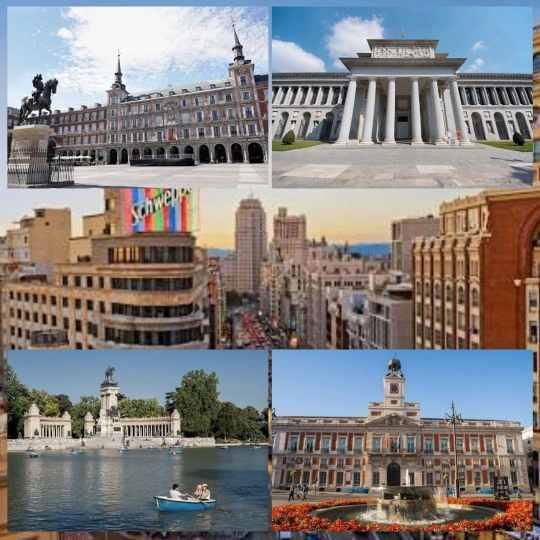 Atractii Madrid