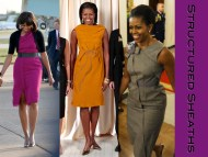 Michelle Obama Style Dresses