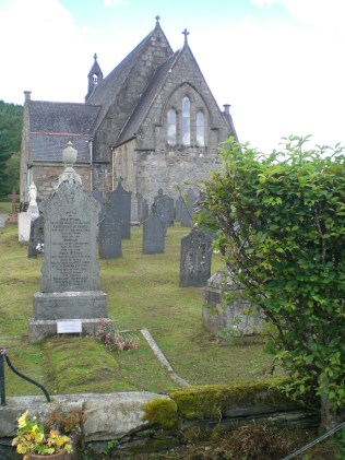 Muckairn Church