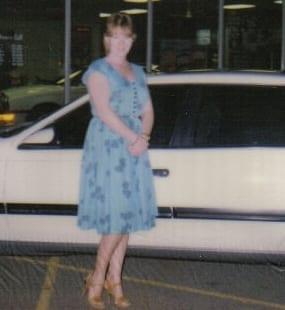 kathleen_1998-first-new-car