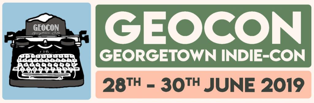 GEOCON 2019 logo