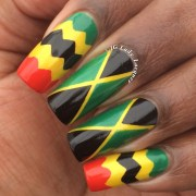 jamaican lady lacquer