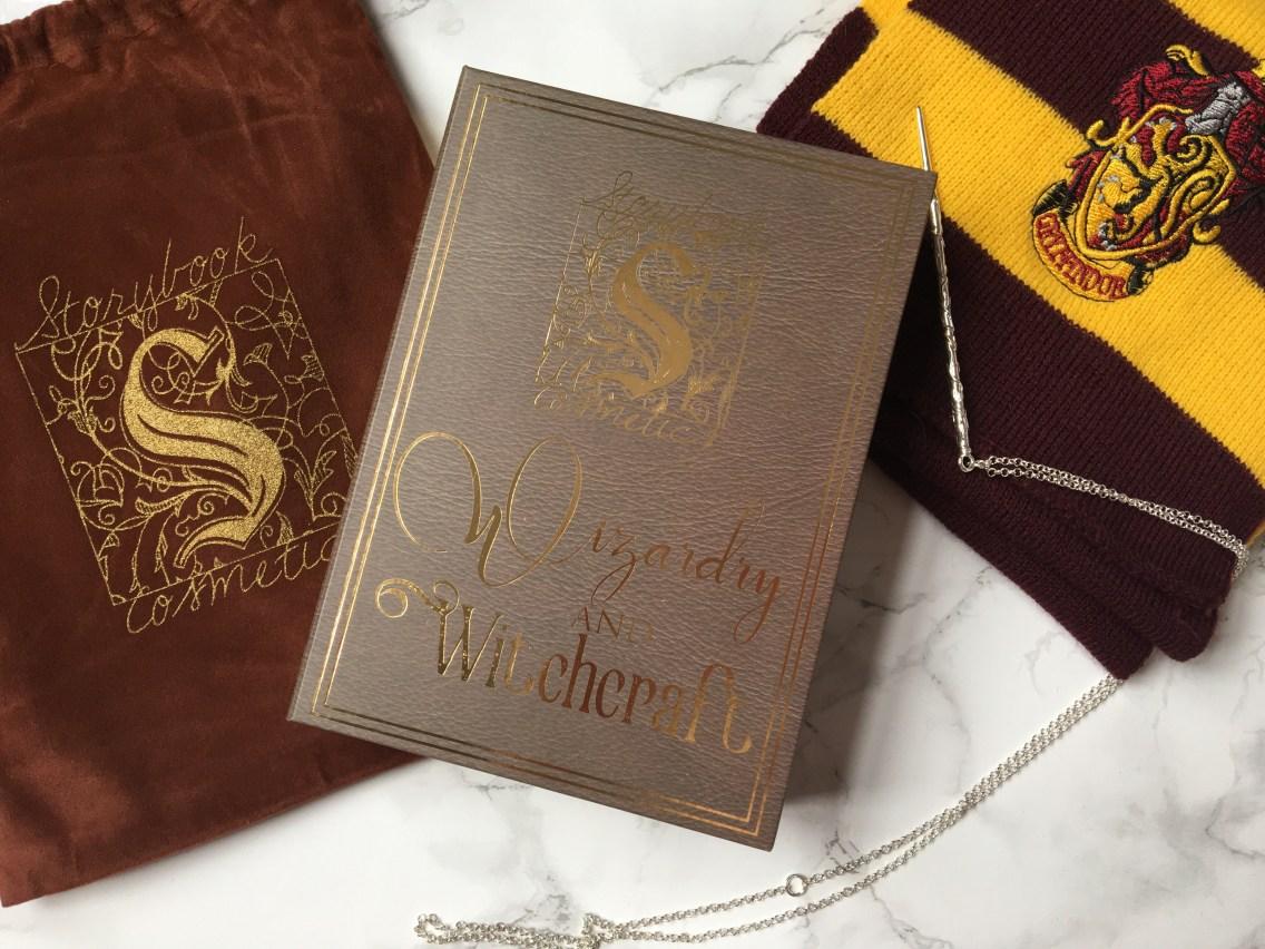 Storybook Cosmetics Wizardry & Witchcraft