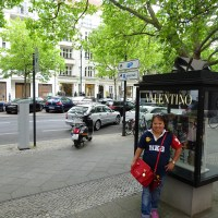Strolling at Kurfürstendamm