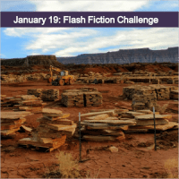 January 19: Flash Fiction Challenge