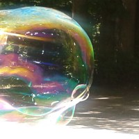 One Word Photo Challenge: Bubbles