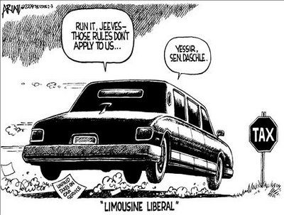 'LIMOUSINE LIBERALS' Report Shows Government Limo Fleet