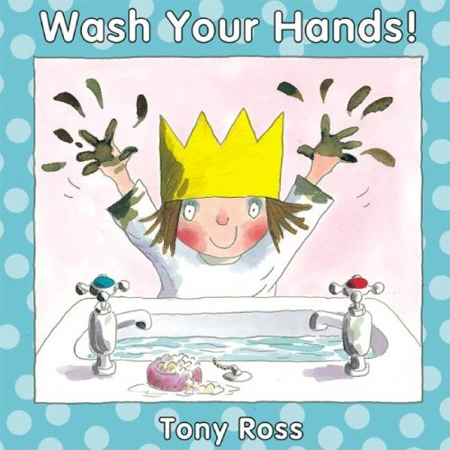 Wash Your Hands By Tony Ross Lady Lubyanka
