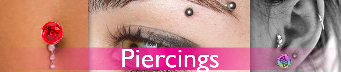 Piercings Lady Mac