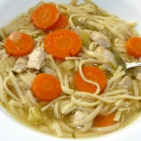 Chicken Noodle Soup {Copy Cat Recipe}
