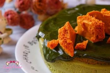 魷魚遊戲椪糖:焦糖脆脆(蜂巢脆餅)Honeycomb食譜 簡單快速4樣食材,單吃/蛋糕裝飾,萬用又好吃