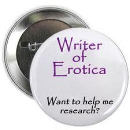 Erotica writer