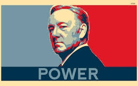 house of cards power