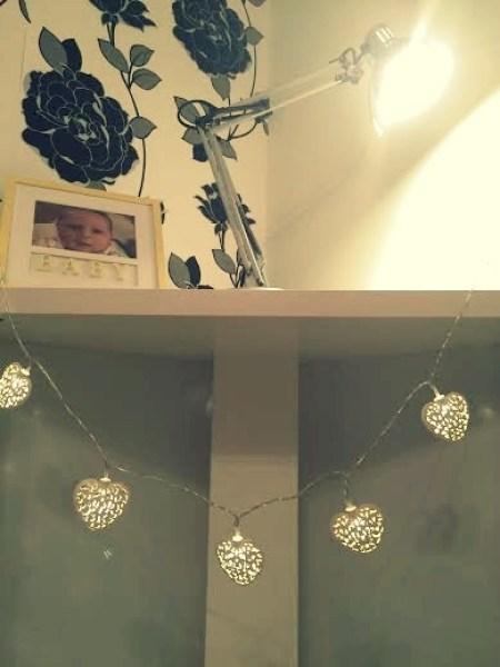 blog lamp