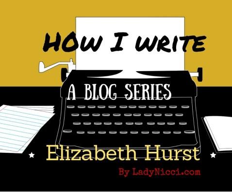 liz hurst how i write