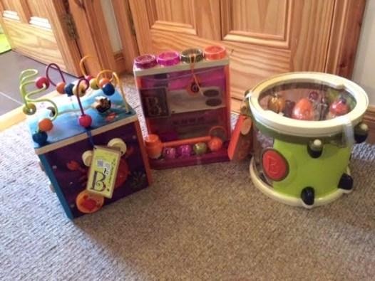 My B Toys