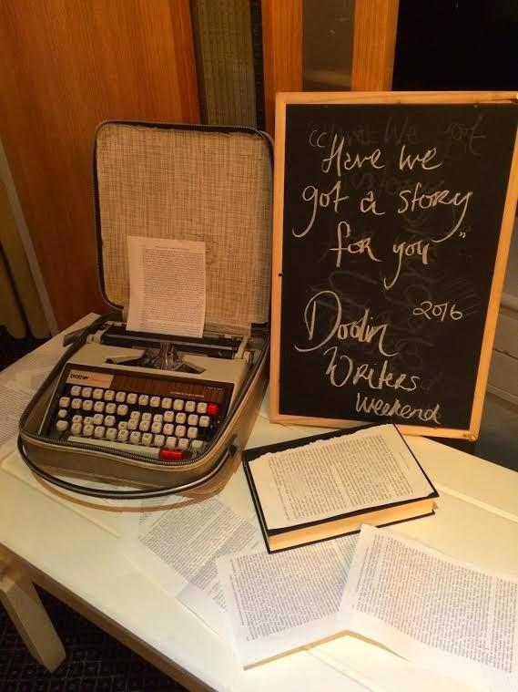 Doolin typewriter