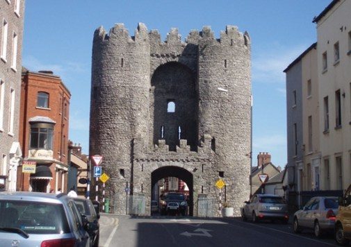 St Laurnce's Gate