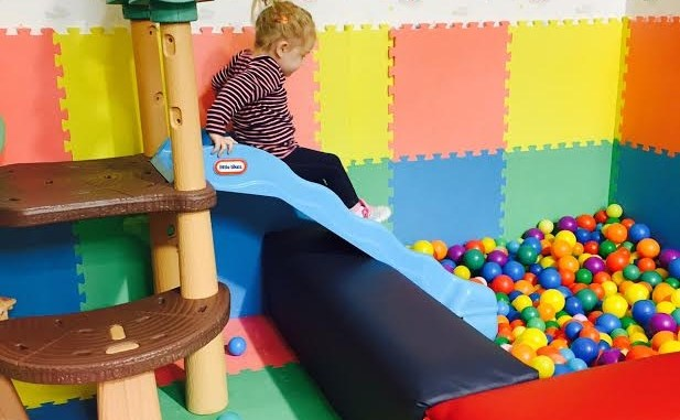 My Little Playhome Drogheda Ball Pool