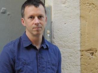 Author Cormac James
