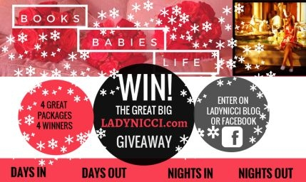 The Great Big LadyNicci Giveaway
