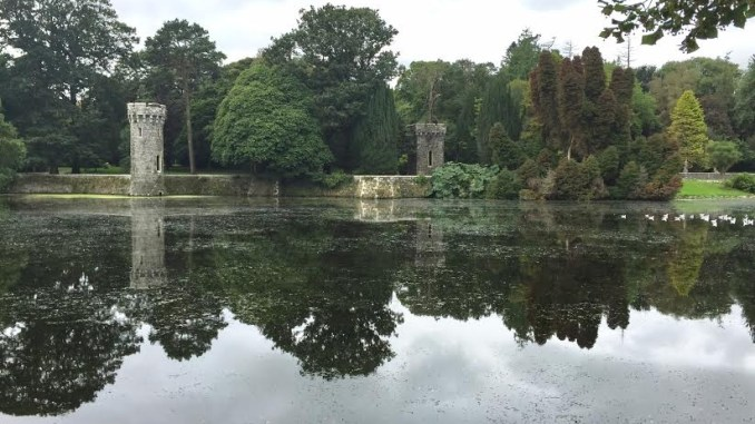 A visit to Johnstown Castle, Co. Wexford