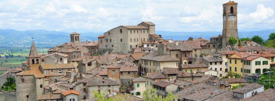 Villa Pia, Italy, a family friendly retreat