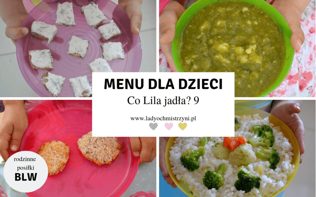 Zdrowe przepisy dla dzieci BLW – co Lila jadła? 9