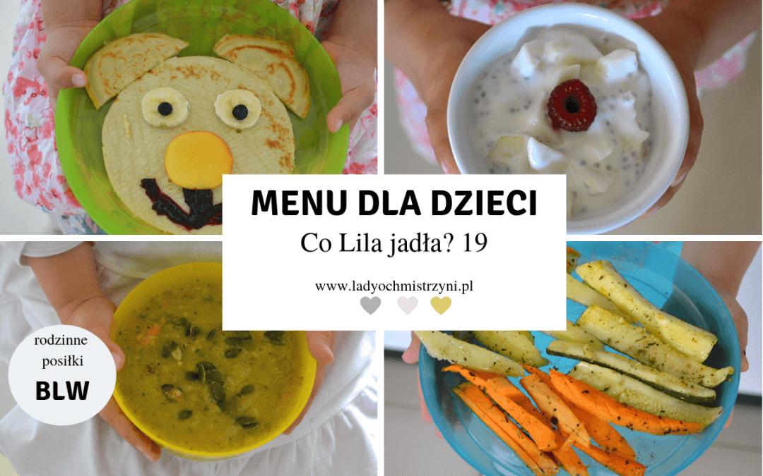 Co Lila jadła w środę? 19 przepisy dla dzieci BLW 19