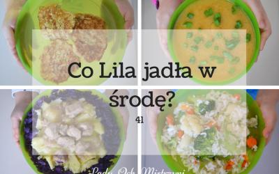 Co Lila jadła w środę? 41 kulinarne inspiracje dla całej rodziny