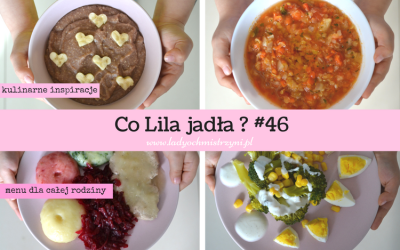 Co Lila jadła? 46 foodbook