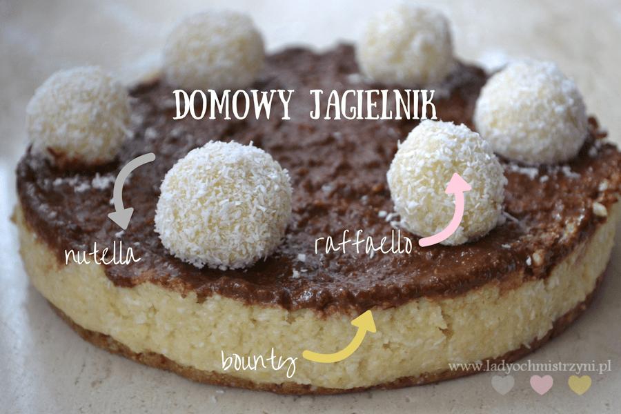 Domowy jagielnik – 3 smaki w jednym