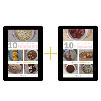 śniadanie dla dziecka e-book