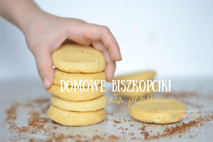 Domowe biszkopciki – ciasteczka BLW