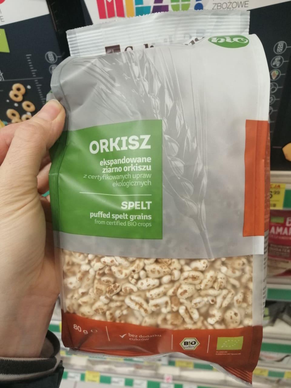 Zdrowa żywność Rossmann