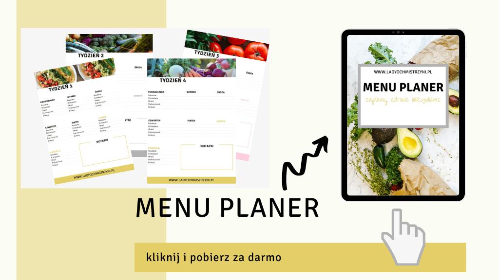 menu planer