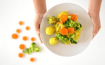 Kasza jaglana z warzywami dla dzieci BLW