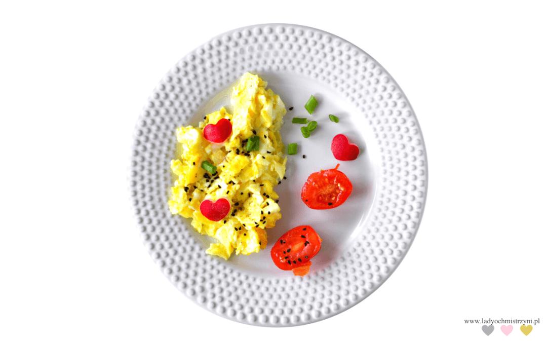 Jajecznica dla dzieci BLW – jak zrobić?